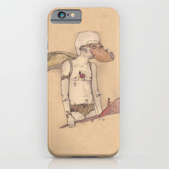 MT man iPhone & iPod Case