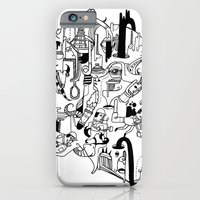 iPhone & iPod Case featuring IRAN by gabriel