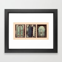 All Ways Are Your Ways, … Framed Art Print