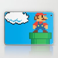 Mario Bros Laptop & iPad Skin