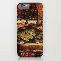 Burger I / Color iPhone 6 Slim Case