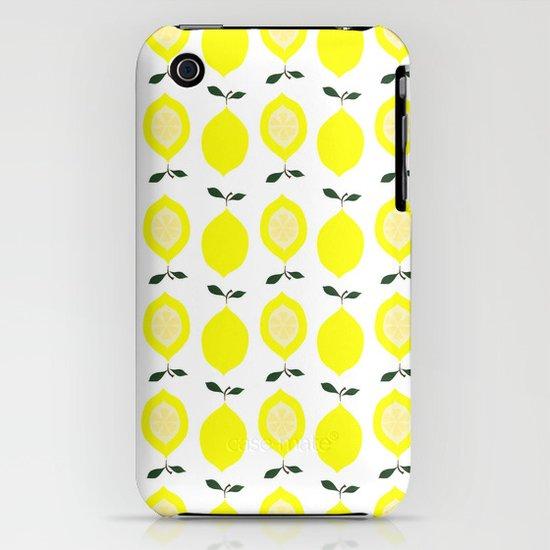 LEMONS  iPhone & iPod Case