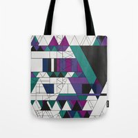 Triangled! Tote Bag