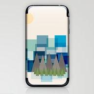 Daytime Adventures iPhone & iPod Skin