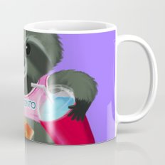Rad Raccoon Mug