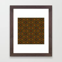 FILIGRANA Framed Art Print