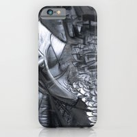 iPhone & iPod Case featuring The City & The City by Camilo Nascimento
