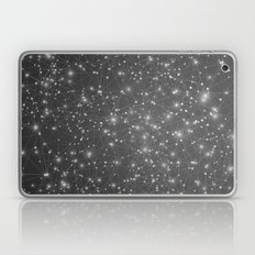 Logic Will Get You From Point A to Point B (Geometric Web/Constellations) Laptop & iPad Skin