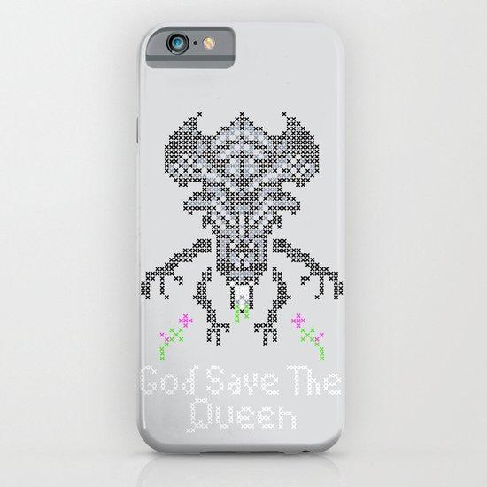 Xenobroidery iPhone & iPod Case