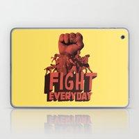 FIGHT EVERYDAY Laptop & iPad Skin