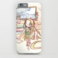 iPhone & iPod Case featuring Rapunzel by malipi