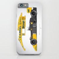 Outline Series N.º5, Ay… iPhone 6 Slim Case