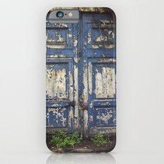 Paris Door at Jardin des Plantes iPhone 6 Slim Case