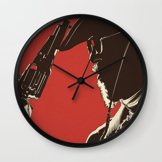D. U. Wall Clock