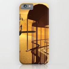 View over the sea  iPhone 6 Slim Case