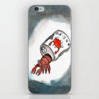 Crab Juice iPhone & iPod Skin