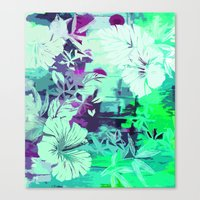 Hula Traffic Canvas Print