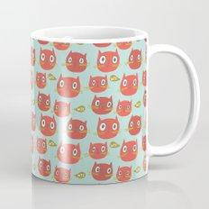 Pattern Project #32 / WTF Cats Mug