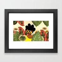 Bayou Girl II Framed Art Print