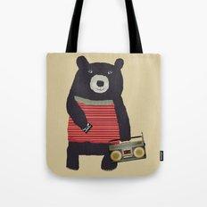 Boomer bear Tote Bag