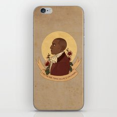 I'm Willing To iPhone & iPod Skin