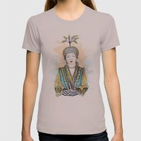 Wisdom Womens Fitted Tee Cinder SMALL
