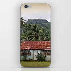Island House iPhone & iPod Skin