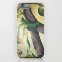 Chameleon Painting iPhone 6 Slim Case