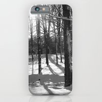 Sunburst Forest iPhone 6 Slim Case