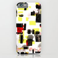 iPhone & iPod Case featuring modulor windows by Roberta Guedes