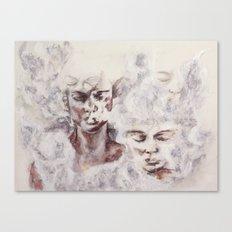 hazy subconscious Canvas Print