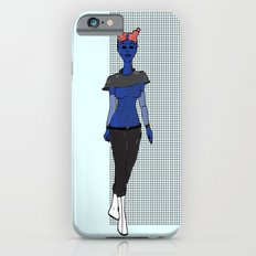 Galactic Street Queen; Martian Babe Slim Case iPhone 6s