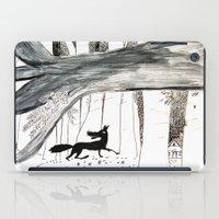 The Big Bad Wolf iPad Case