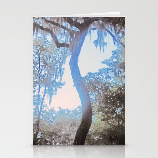 S is for Tree Stationery Card