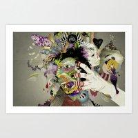 Aggro Art Print