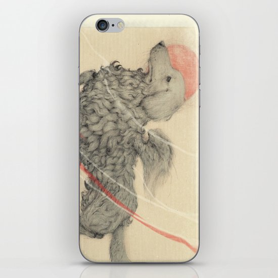 Cecil iPhone & iPod Skin