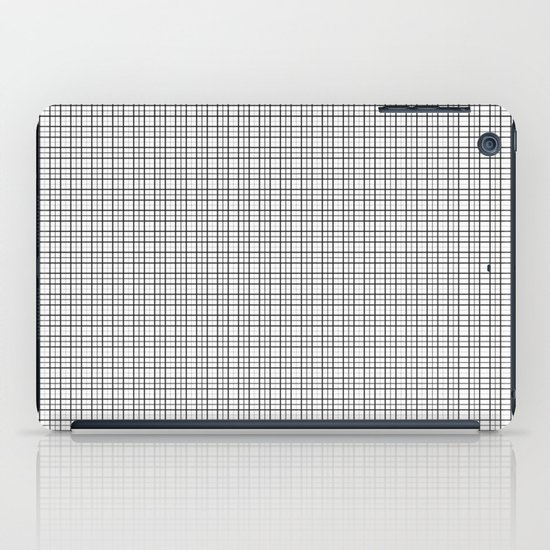 Grid iPad Case