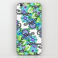 Sharpie Doodle 5 iPhone & iPod Skin