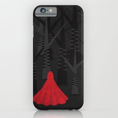 Red Riding Hood iPhone 6 Slim Case
