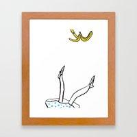 Chiquita Framed Art Print
