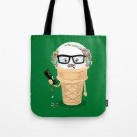 Ice Cream Coneover (Holi… Tote Bag