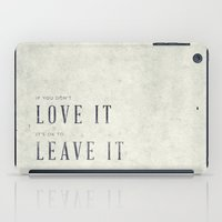 If You Don't Love It… … iPad Case