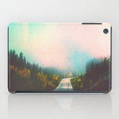 Footprints iPad Case