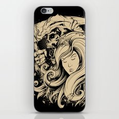 The Fall of Autumn iPhone & iPod Skin