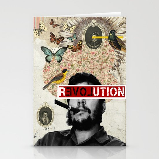 Public Figures Collection - Che Guevara Stationery Card