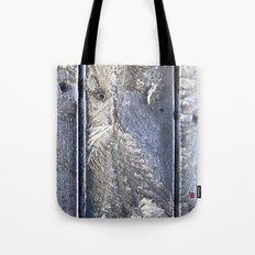 Frost Owl Tote Bag