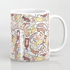 Adorable Otter Swirl Mug