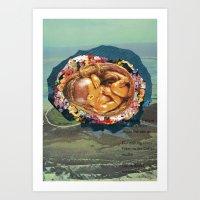 womb Art Print
