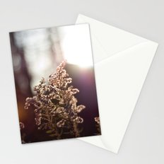 Goldenrod Light Stationery Cards