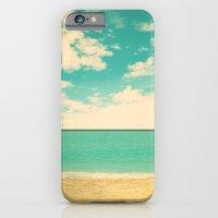 Retro Beach iPhone 6 Slim Case